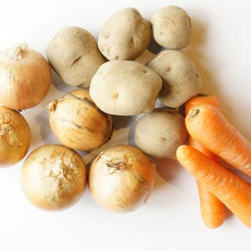 季節の野菜詰め放題