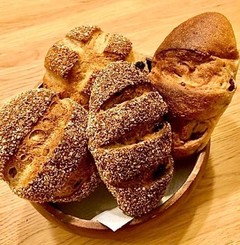 奥土農場石窯パン