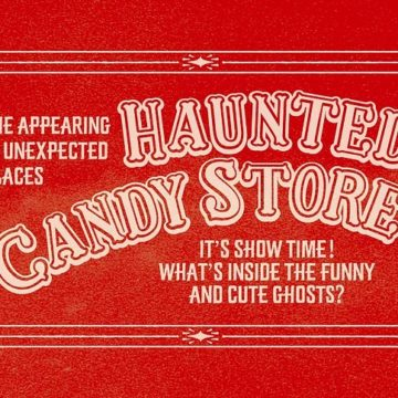 HAUNTED CANDY STORE【10/31-11/1限定オープン】