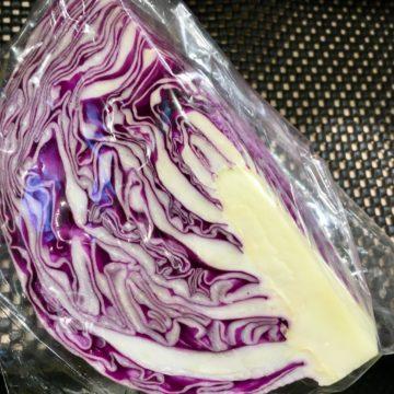 驚異の栄養価 紫キャベツ
